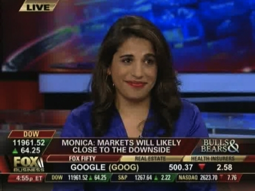 Fox Business Monica Mehta